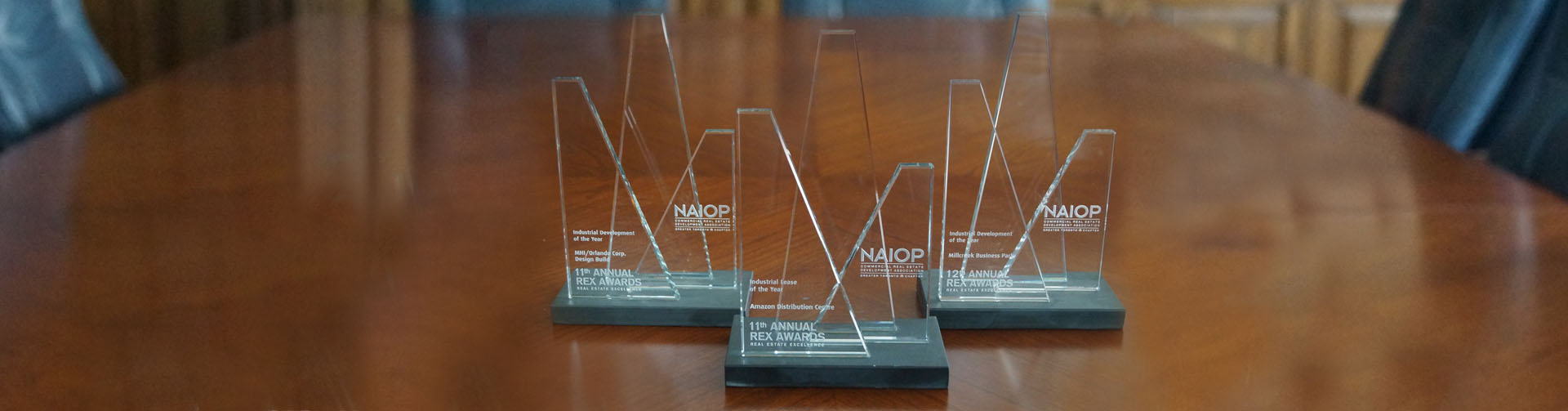 Orlando Corporation, Awards