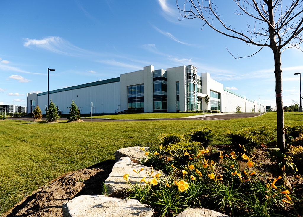 125 Edgeware Road, Brampton: Achieved LEED Silver Certification