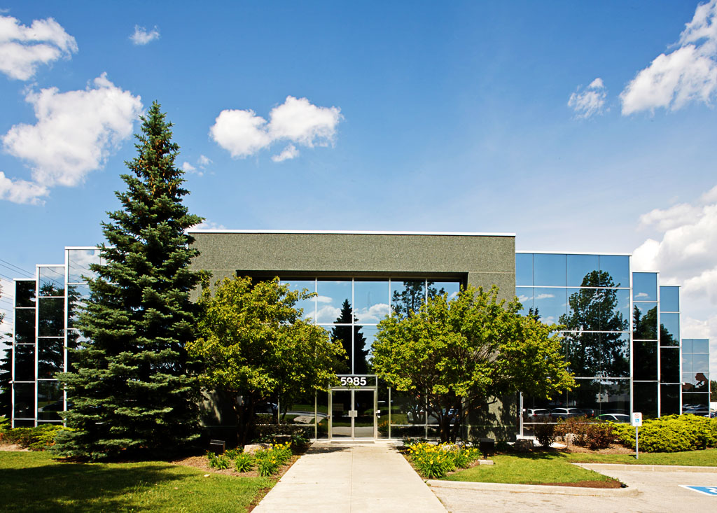 5985 McLaughlin Road, Mississauga: Achieved LEED Silver Certification
