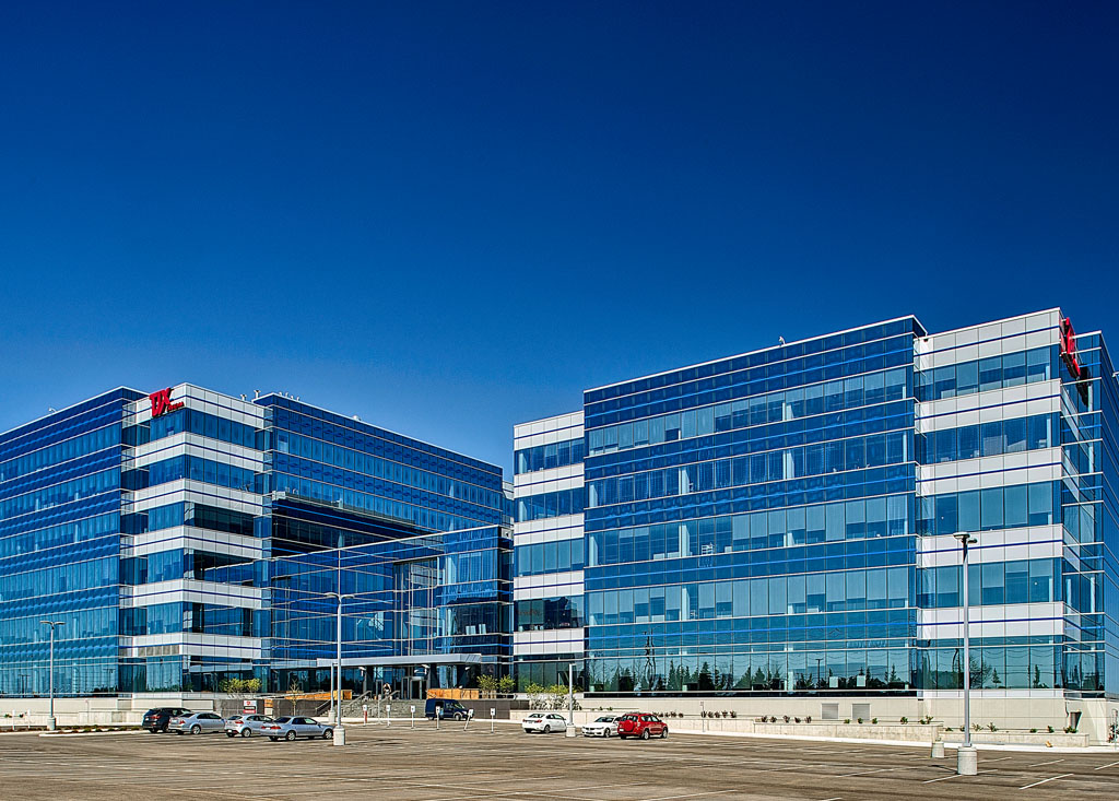 60 Standish Court, Mississauga: Targeted LEED Silver Certification